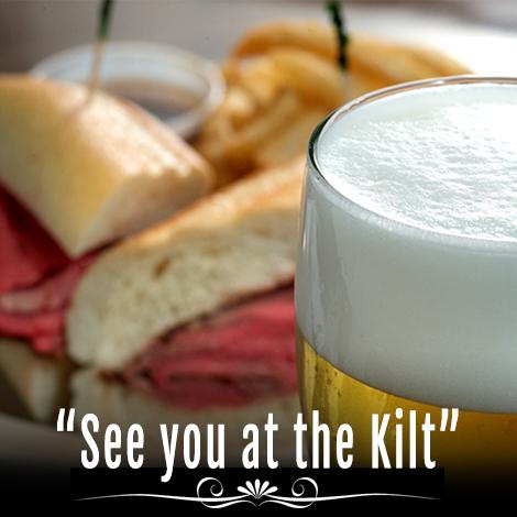 See you at the Kilt4